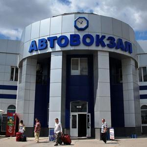 Автовокзалы Петрозаводска