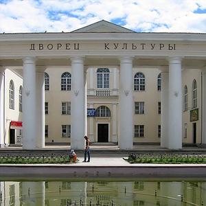 Дворцы и дома культуры Петрозаводска