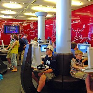 Интернет-кафе Петрозаводска