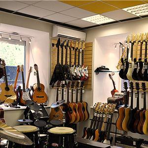 Музыкальные магазины Петрозаводска