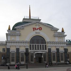 Железнодорожные вокзалы Петрозаводска